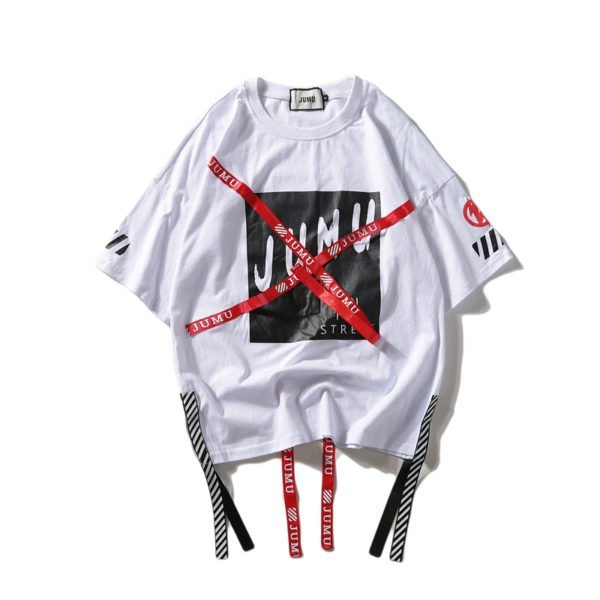 Jumu Strapped T-Shirt
