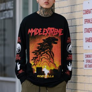 Made Extreme Printed Long sleeve