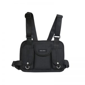 Tactical Style Chest Rig Waist Bag