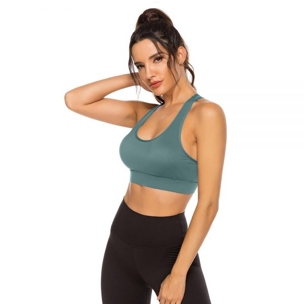 Sports Fitness Crop Top