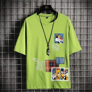 Looney Patch T-shirt